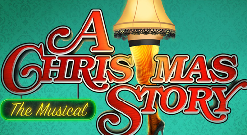 Christmas Story The Musical Glimpsed at Broadway in Bryant Park XaPszKOL