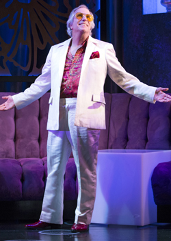"""Henry Winkler as an aging porn star in """"The Performers"""" on Broadway"""