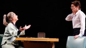 Debra Winger to Patti LuPone in The Anarchist :Do I lack love?