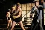 "Seth Numrich and Danny Burstein in Lincoln Center Theater production of ""Golden Boy"""