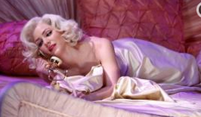 "Smash: Katherine McPhee playing  Broadway performer Karen Cartwright in the fake musical about Marilyn Monroe ""Bombshell,"" which now has a real cast album."