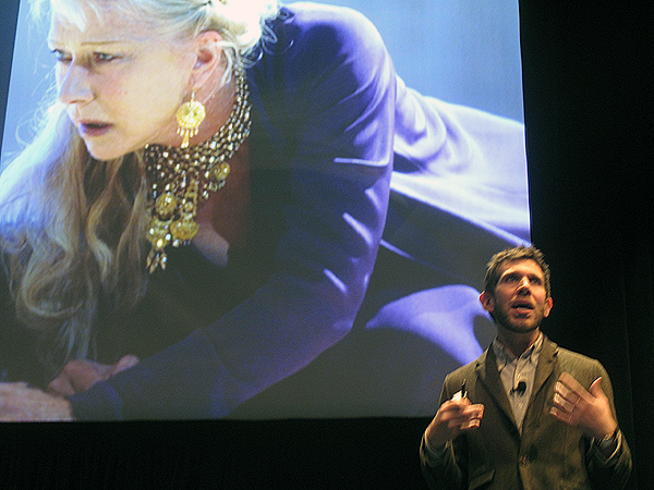 David Sabel, National Theatre