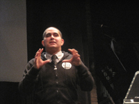 Playwright Kristoffer Diaz