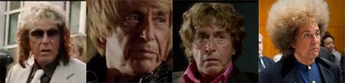 Al Pacino as Phil Spector
