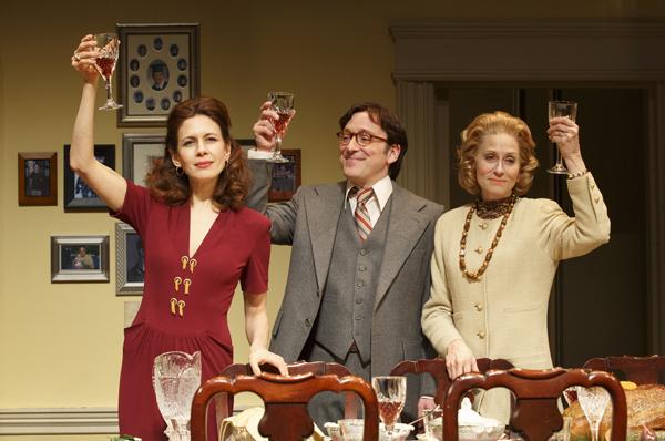 The Assembled Parties Samuel J. Friedman Theatre