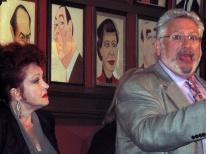 Cyndi Lauper and Harvey Fierstein, Kinky Boots