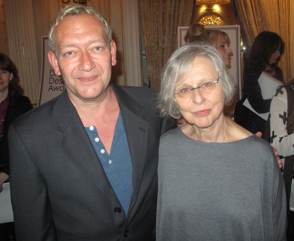 Michael John LaChiusa and Sybille Pearson