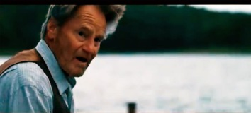 """Sam Shepard as Beverly Weston, the alcoholic former poet and patriarch in """"August Osage County"""""""