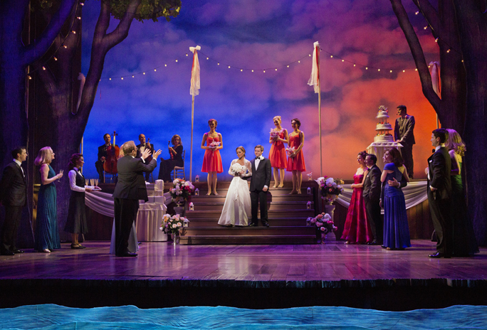 Big fish broadway review new york theater for Big fish musical soundtrack