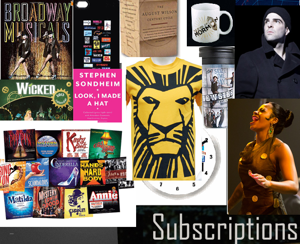 Holiday Gifts for Theater Lovers