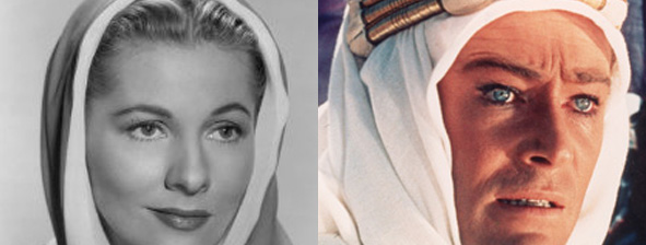 The Weekend of Sadness: Joan Fontaine and Peter O'Toole