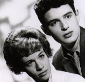 The real Carole King and first husband Gerry Goffin in early 1960s