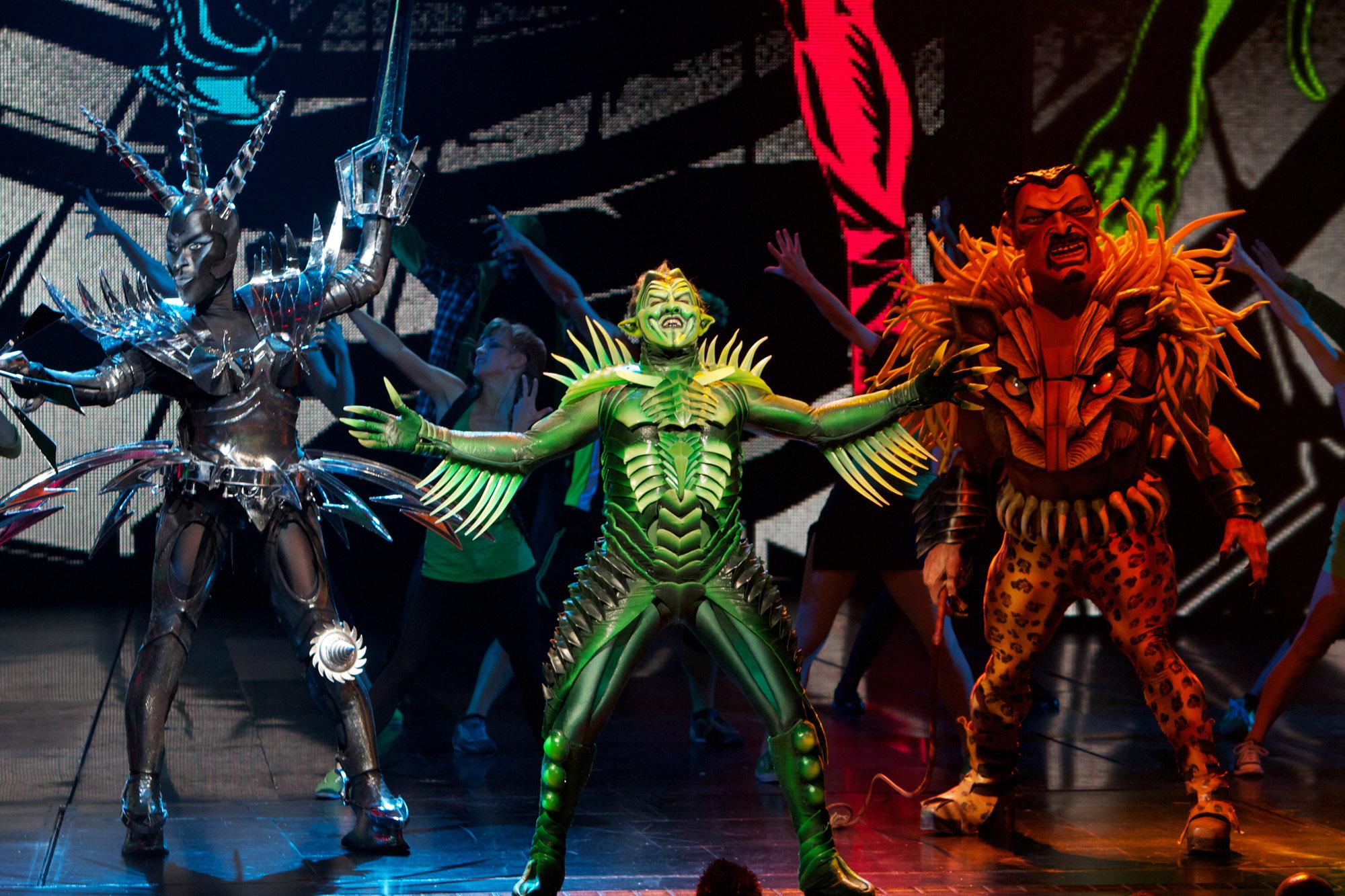 Spider-Man: Turn Off The Dark Ends Its Broadway Run | New ...