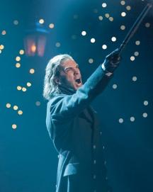 Will Swenson as Javert