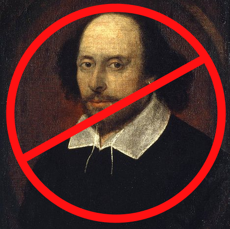 Shakespearebanned