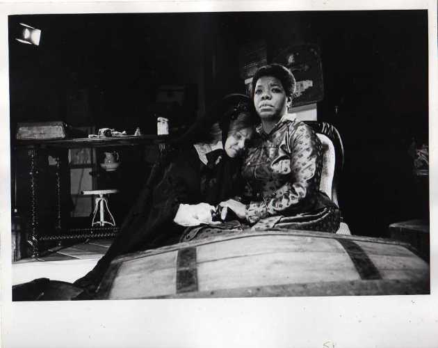 Maya Angelou in Look Away