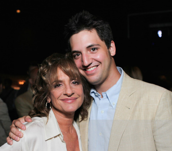 Patti LuPone, Joshua Luke Johnston