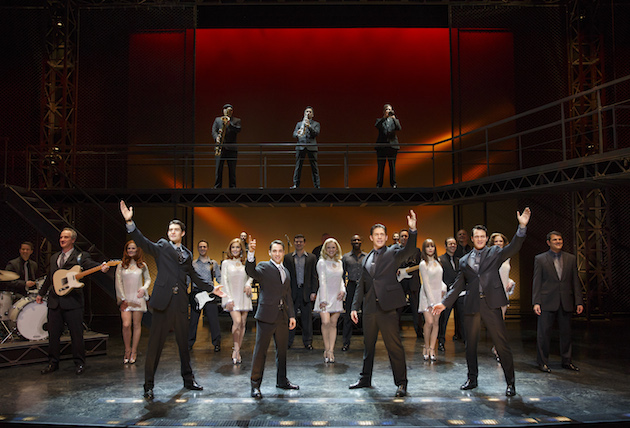 Jersey Boys on Broadway, current cast