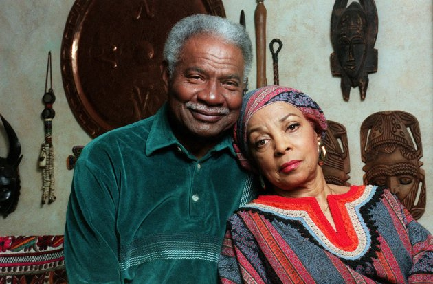 "Ossie Davis and Ruby Dee, married for nearly 60 years, ""Their partnership was romantic, familial, professional, artistic and political."""