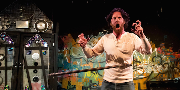 Absolutely Filthy, winner of Overall Excellence at 2014 New York Fringe