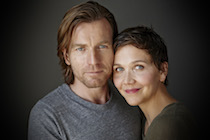Ewan McGregor and Maggie Gyllenhaal