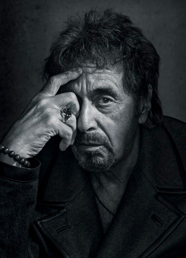 Al Pacino in The New Yorkers