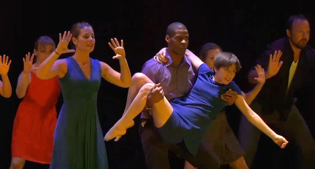 Blessed Unrest, performing at the 10th annual New York Independent Theatre Awards