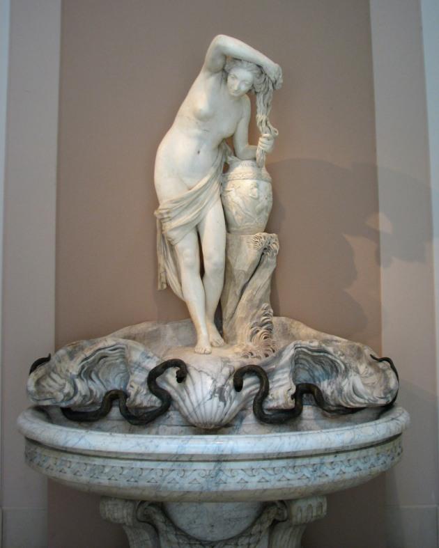 Fountain of Desire by Louis-Claude Vasse