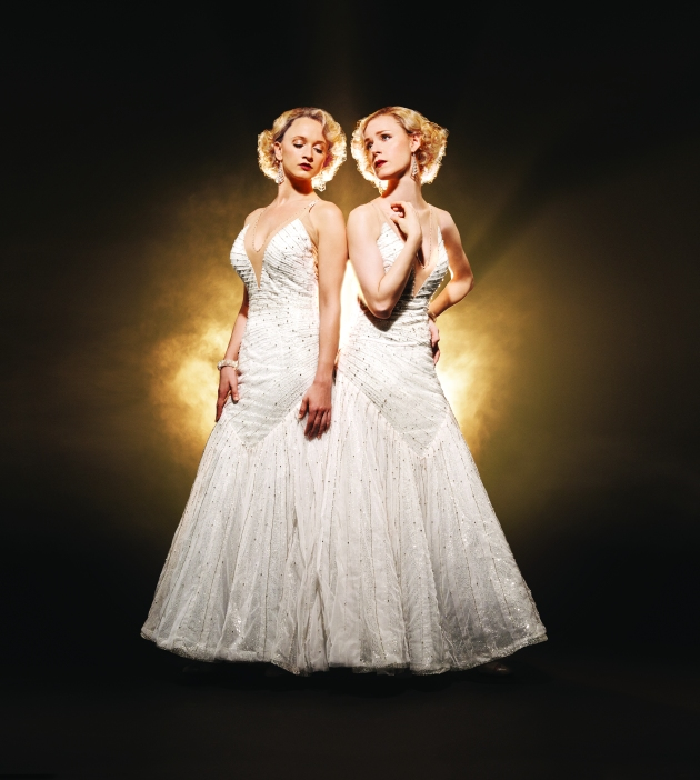 SIDE_SHOW_-_Emily_Padgett_and_Erin_Davie._photo_by_Andrew_Eccles