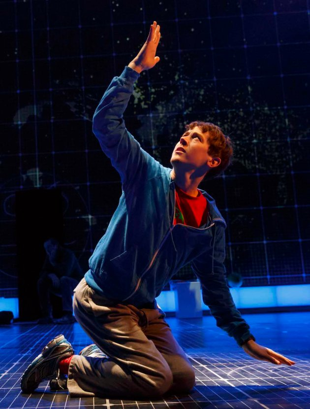 Curious Incident of the Dog in the Night-Time, TheEthel Barrymore Theatre