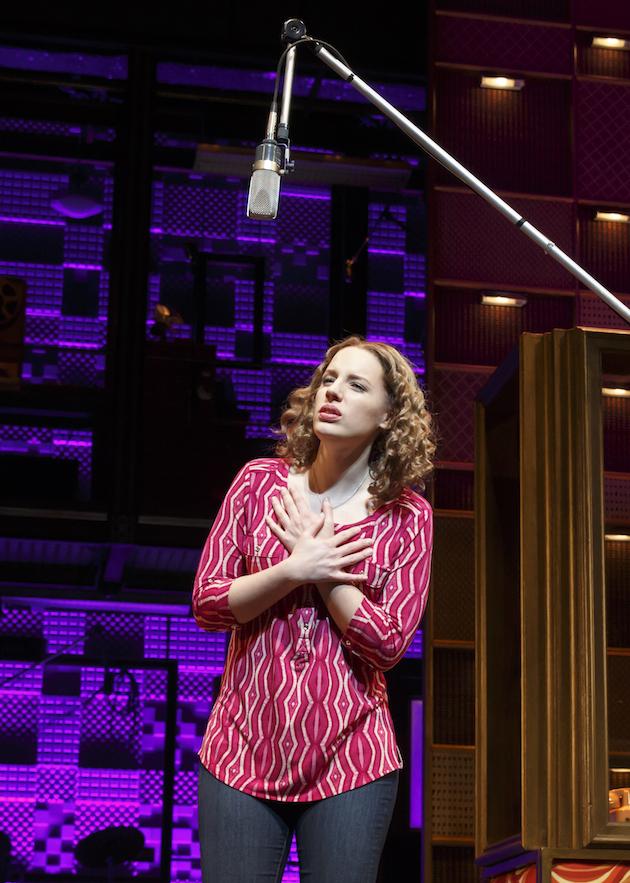 Beautiful — The Carole King Musical Stephen Sondheim Theatre