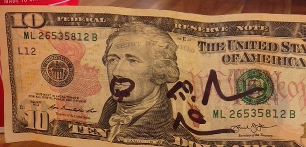 10dollarbillsignedbyMiranda