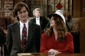 Roger Rees in Cheers