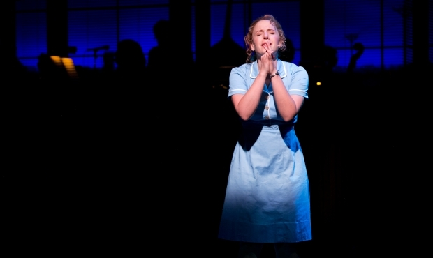 Jessie Mueller in Waitress