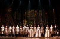 Entire cast of Hamilton