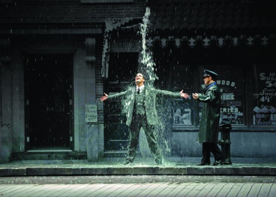 Singin in the Rain stage musical