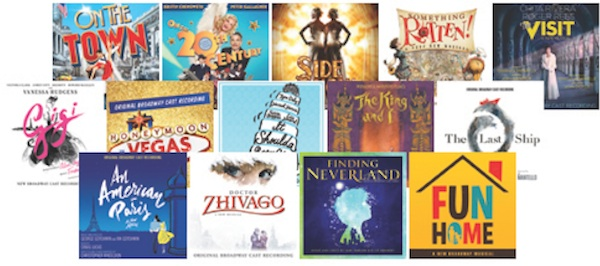 Broadway Holiday Gift Ideas