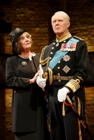 Margot Leicester as Camilla, Tim Pigott-Smith as King Charles III