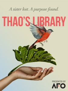 Thao's Library poster