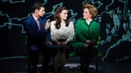 Benjamin Walker, Jennifer Damiano, and Alice Ripley