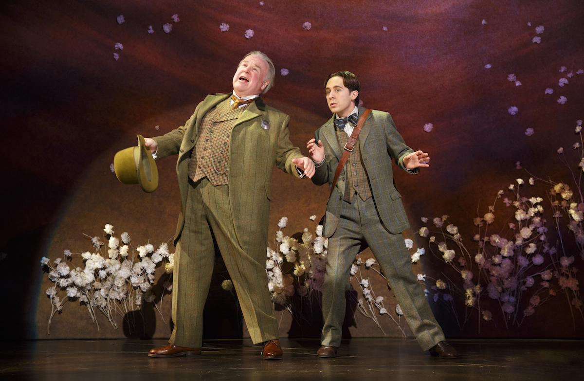 Tuck Everlasting Review Pics Video New York Theater