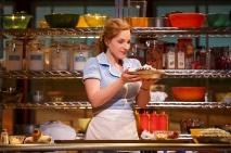 Jessie Mueller in Waitress