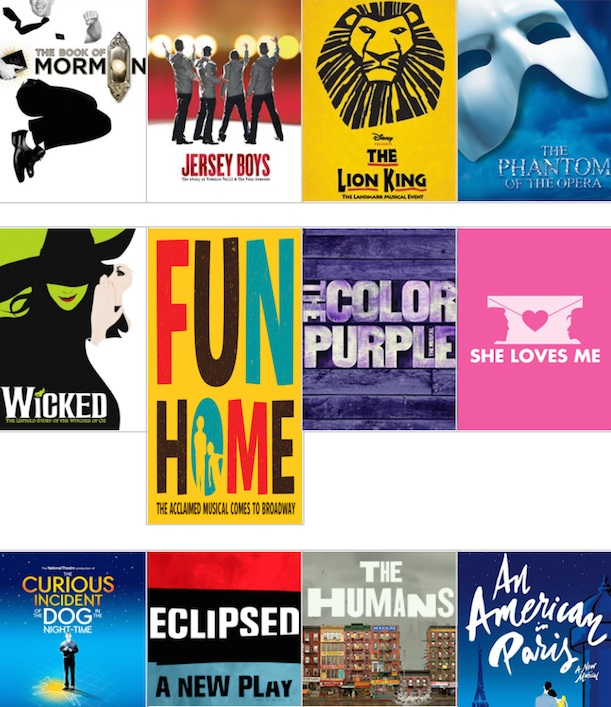 What broadway show s should you see top suggestions for Best show to see in new york
