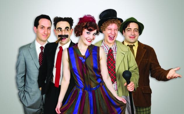 Matt Walters, Noah Diamond, Melody Jane, Seth Shelden, and Matt Roper - Photo by Mark X Hopkins