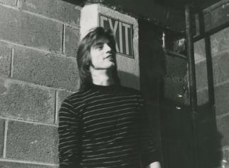 Sam Shepard at La Mama in 1971