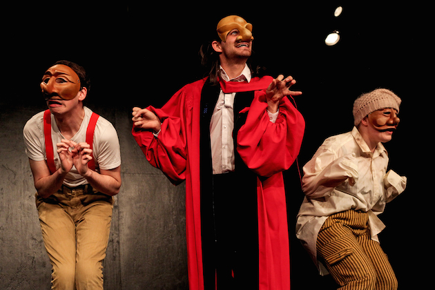 """urinetown the musical essay It's greed and corruption vs the power of the people and basic human needs in  the hilarious """"urinetown: the musical,"""" playing through march."""