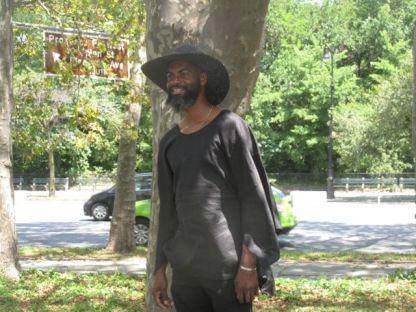 Niegel Smith, associate artistic director Elastic City