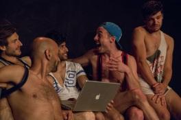 Cesare Scarpone, Richard De Lisle, Adi Chugh, Elliot Hadley
