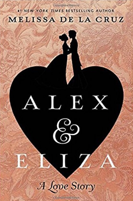 Alex and Eliza book cover