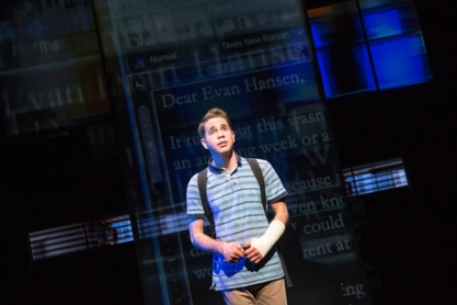 Ben Platt as Evan Hansen